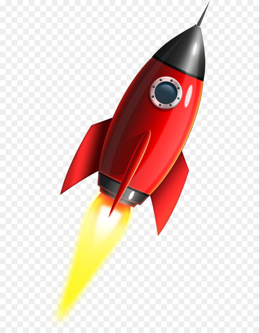 Rakete clipart clipart black and white download Rakete Raumschiff clipart - Rakete png herunterladen - 562 ... clipart black and white download