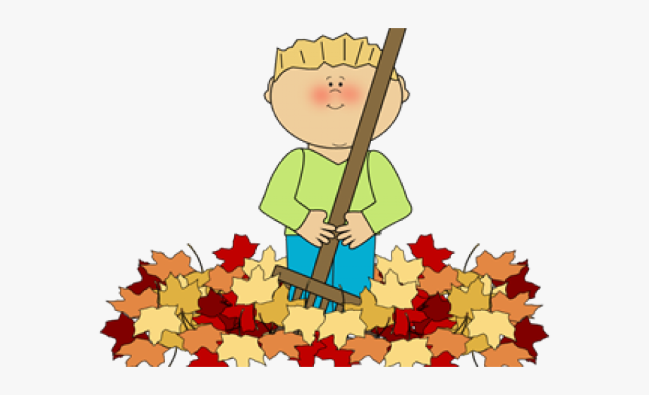 Raking leaves clipart free svg freeuse download Raking Leaves Clip Art #863554 - Free Cliparts on ClipartWiki svg freeuse download