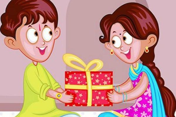 Raksha bandhan clipart images image transparent library A Guide for Brothers with a Tight Budget this Raksha Bandhan ... image transparent library