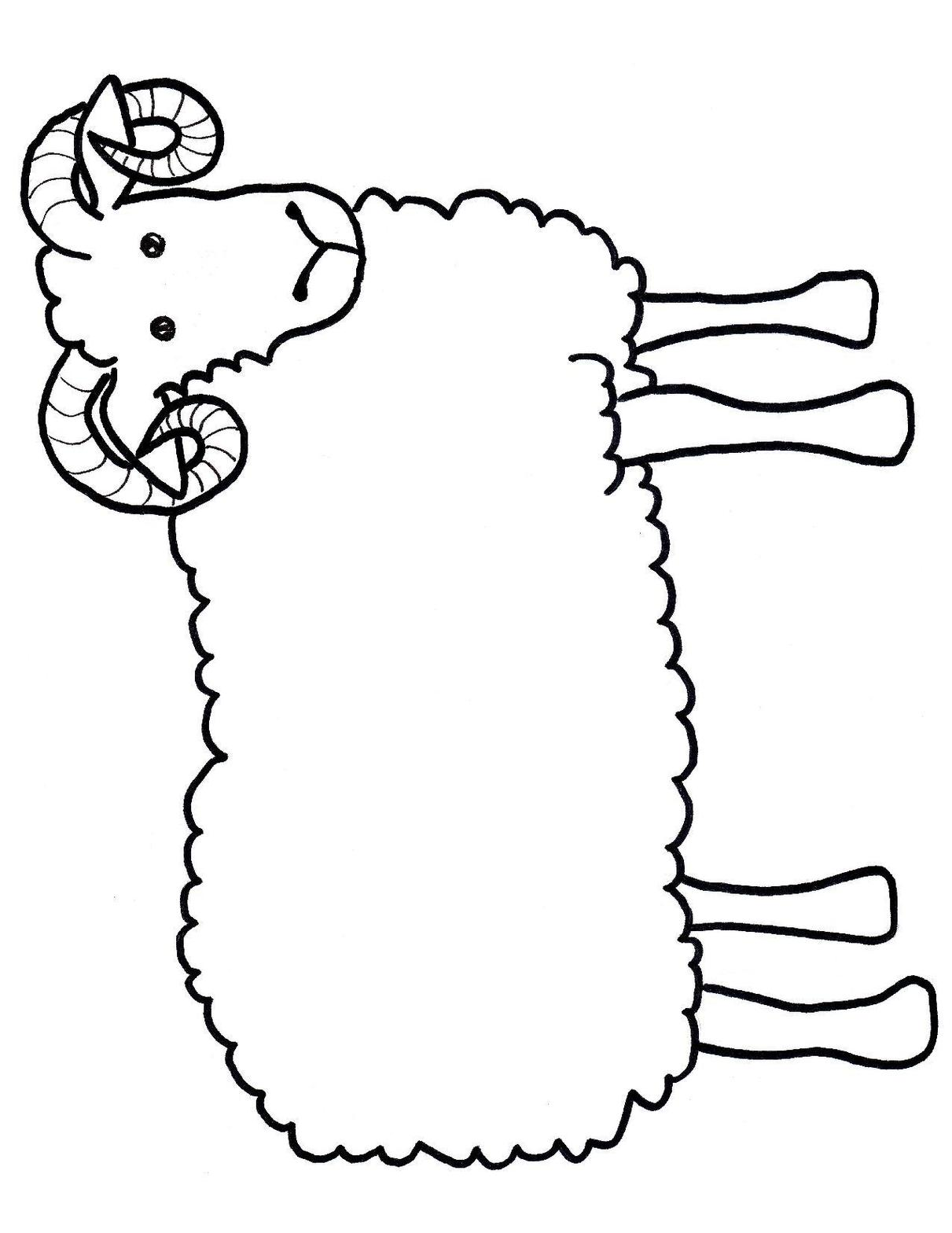 Ram clipart black and white image stock Free White Ram Cliparts, Download Free Clip Art, Free Clip ... image stock