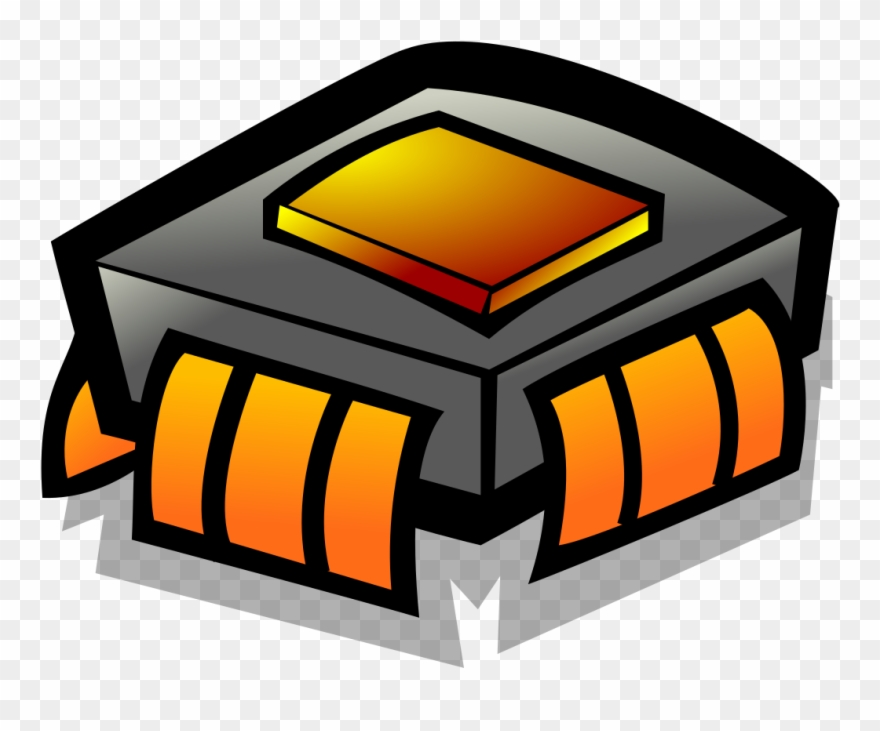 Gartoon Devices Memory - Ram Memory Icon Clipart (#3914364 ... free download