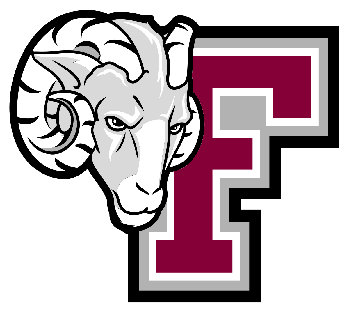 Rams football logo clipart free download Fordham Rams - Wikipedia free download