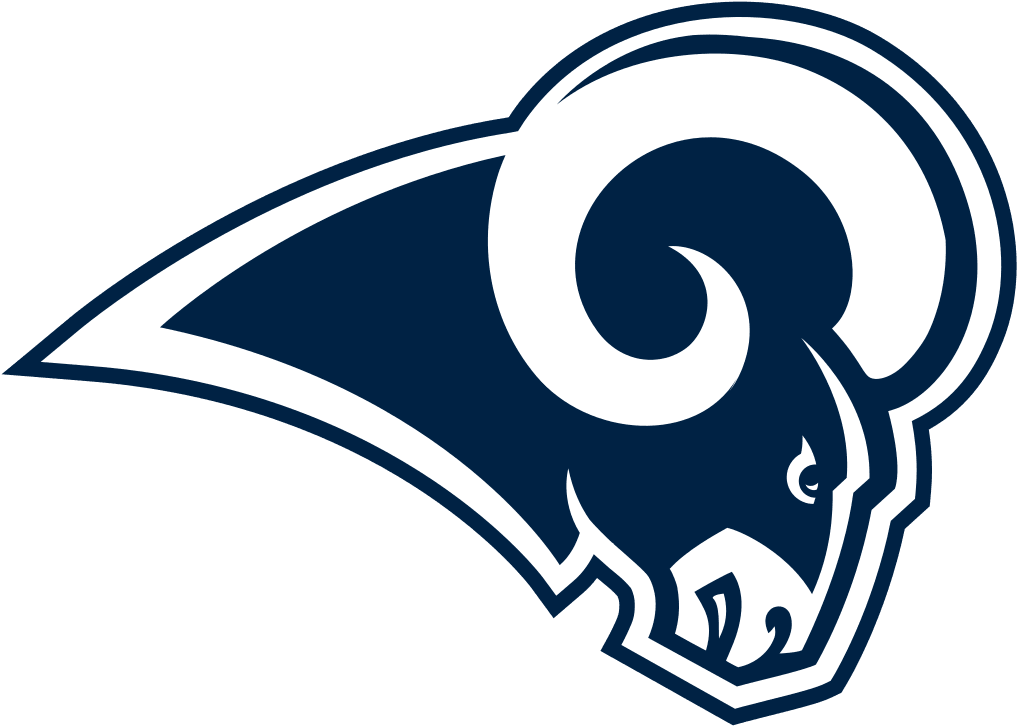 Rams logo clipart clip art royalty free St Louis Rams Logo Dxf Los Angeles Rams - Clip Art Library clip art royalty free