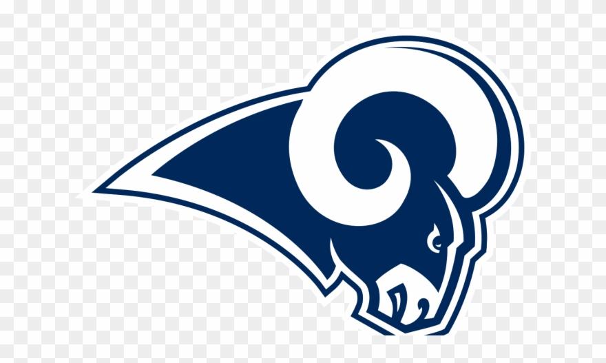 Rams logo clipart png transparent Vs - Rams - Los Angeles Rams Logo Png Clipart (#1923600 ... png transparent