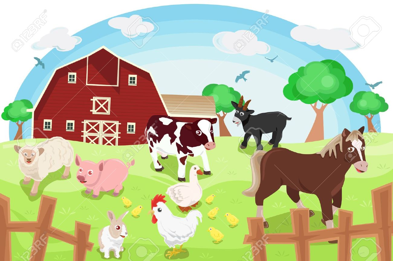 Ranches clipart clip library library Free Ranch Animal Cliparts, Download Free Clip Art, Free ... clip library library