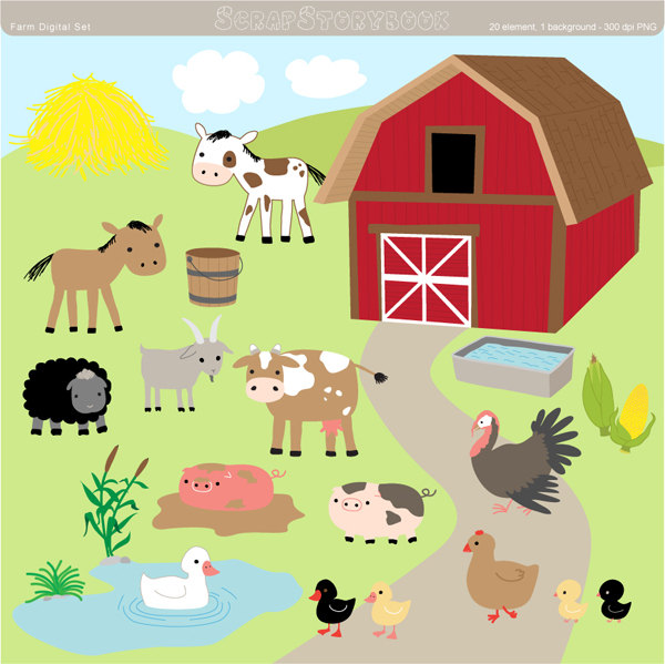 Ranches clipart clip art Free Ranch Animal Cliparts, Download Free Clip Art, Free ... clip art