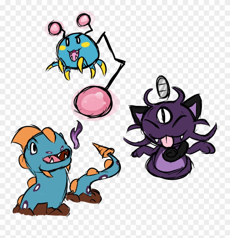 Random clipart generator svg freeuse Sort Of Fusions I Use A Random Generator Then Make - Pokémon ... svg freeuse