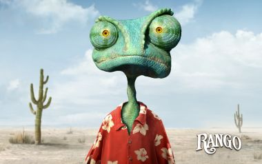 Rango clipart png transparent Free Wallpapers: Rango in the Desert | Movies png transparent