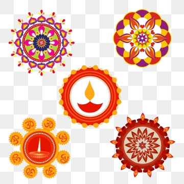 Rangoli Png, Vector, PSD, and Clipart With Transparent ... clip art library stock