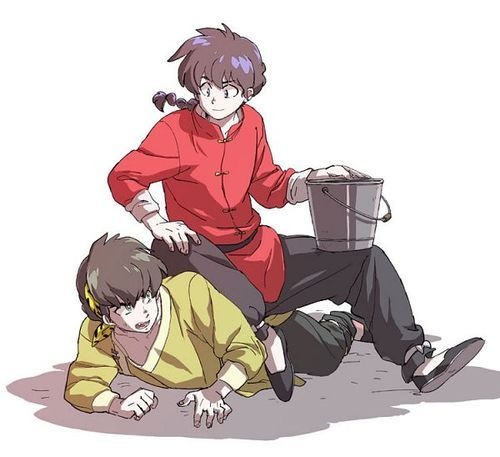 Ranma 1 2 clipart graphic freeuse 1000+ images about Ranma 1/2 on Pinterest | Sleep, Spring and ... graphic freeuse