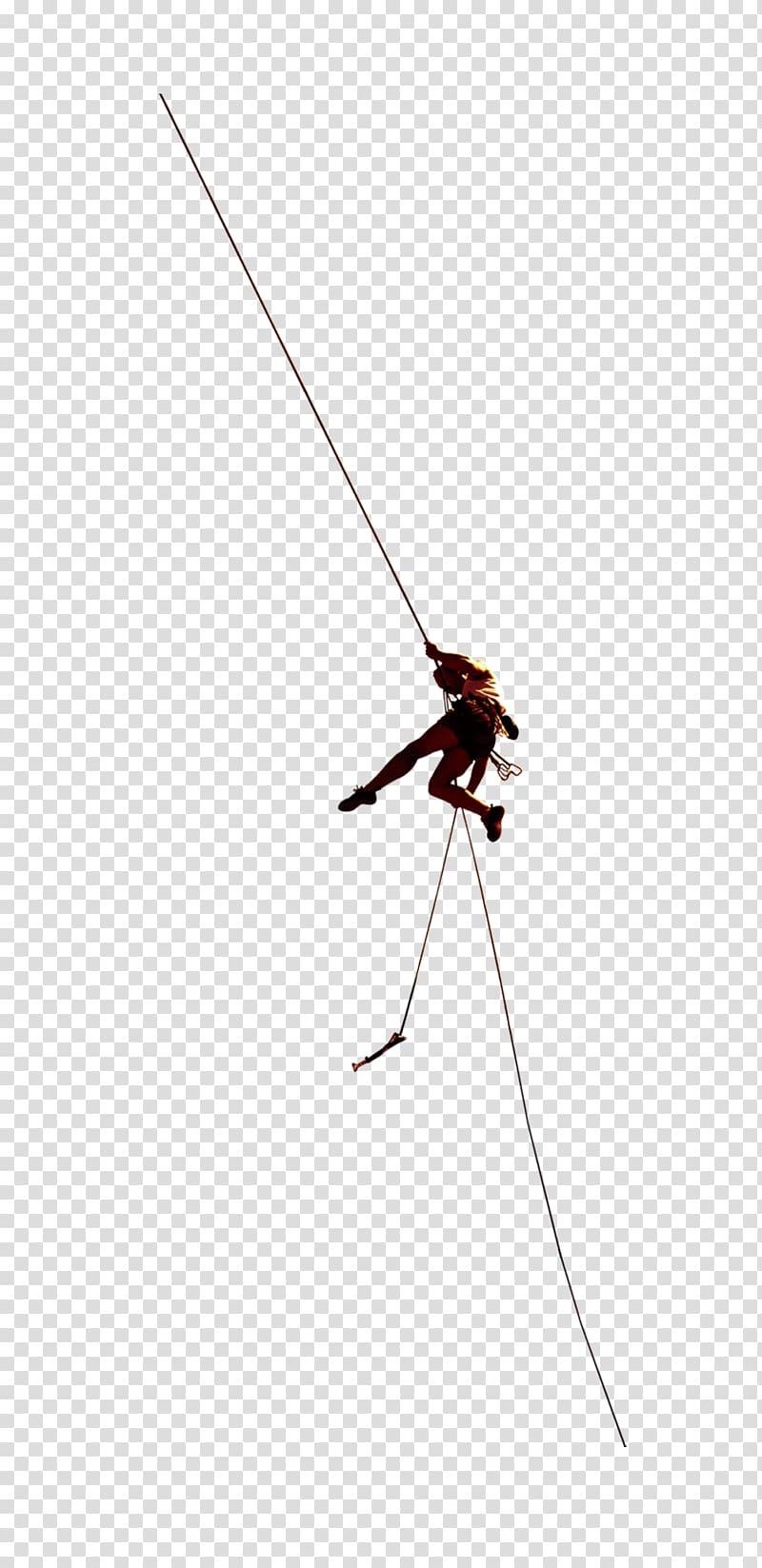 Rappelling clipart clip art transparent Man rappelling illustration, Rope climbing Rope climbing ... clip art transparent