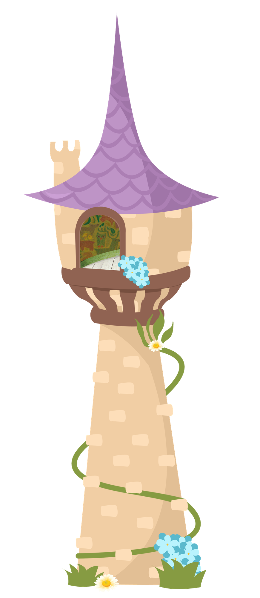 Rapunzel tower clipart picture library download Rapunzel tower clipart clipart images gallery for free ... picture library download