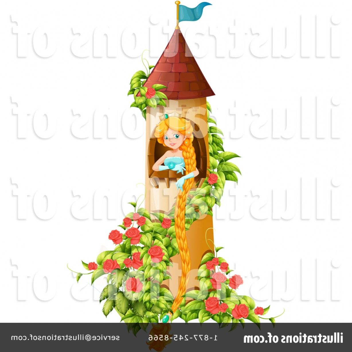Rapunzel tower clipart jpg free library Rapunzel Tower Vector | lamaison jpg free library