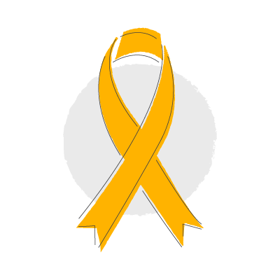 Rare awareness ribbon clipart png library stock Cancer Ribbon Colors: The Ultimate Guide png library stock