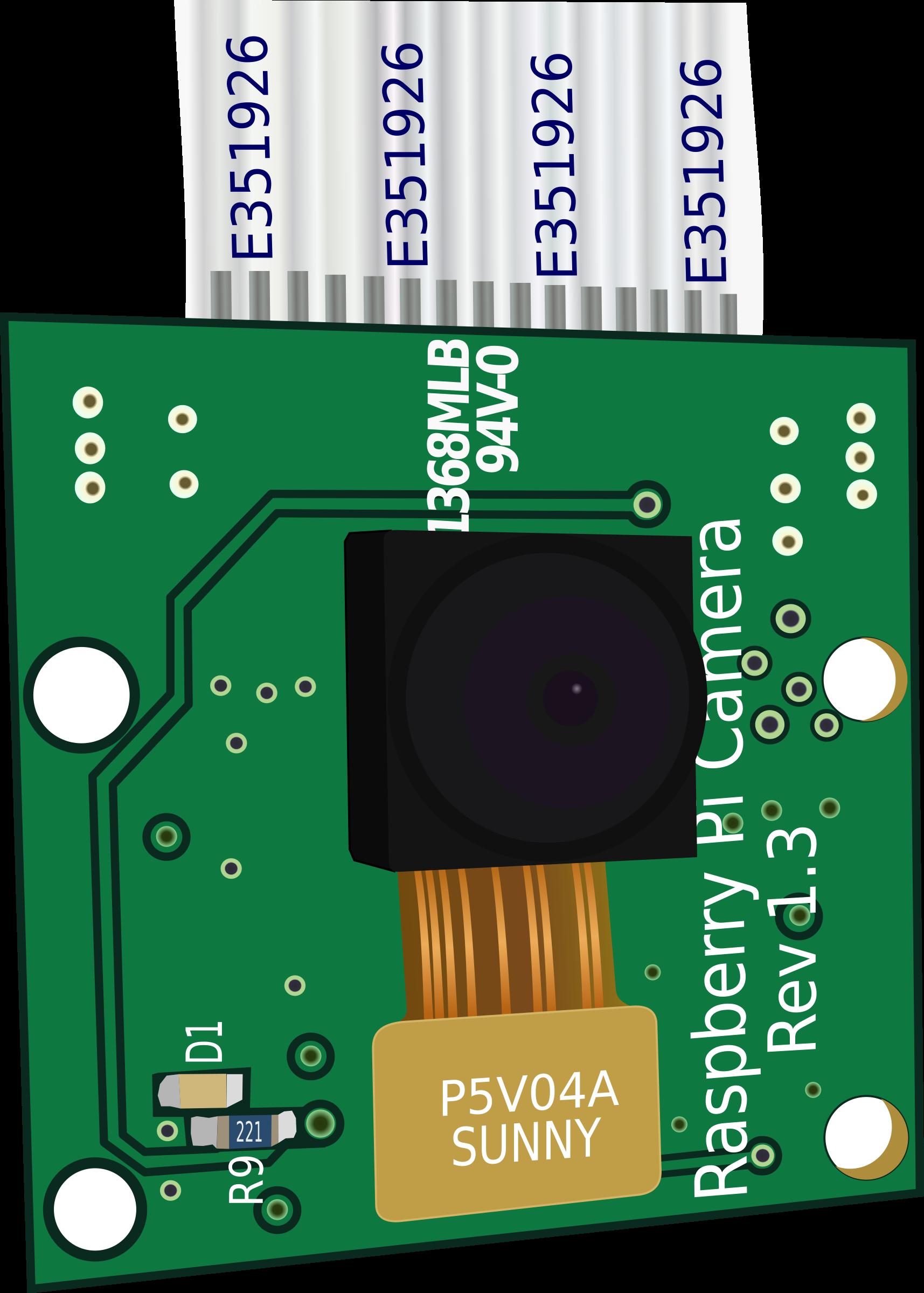 Raspberry pi 2 clipart picture Clipart - Raspberry Pi Camera picture
