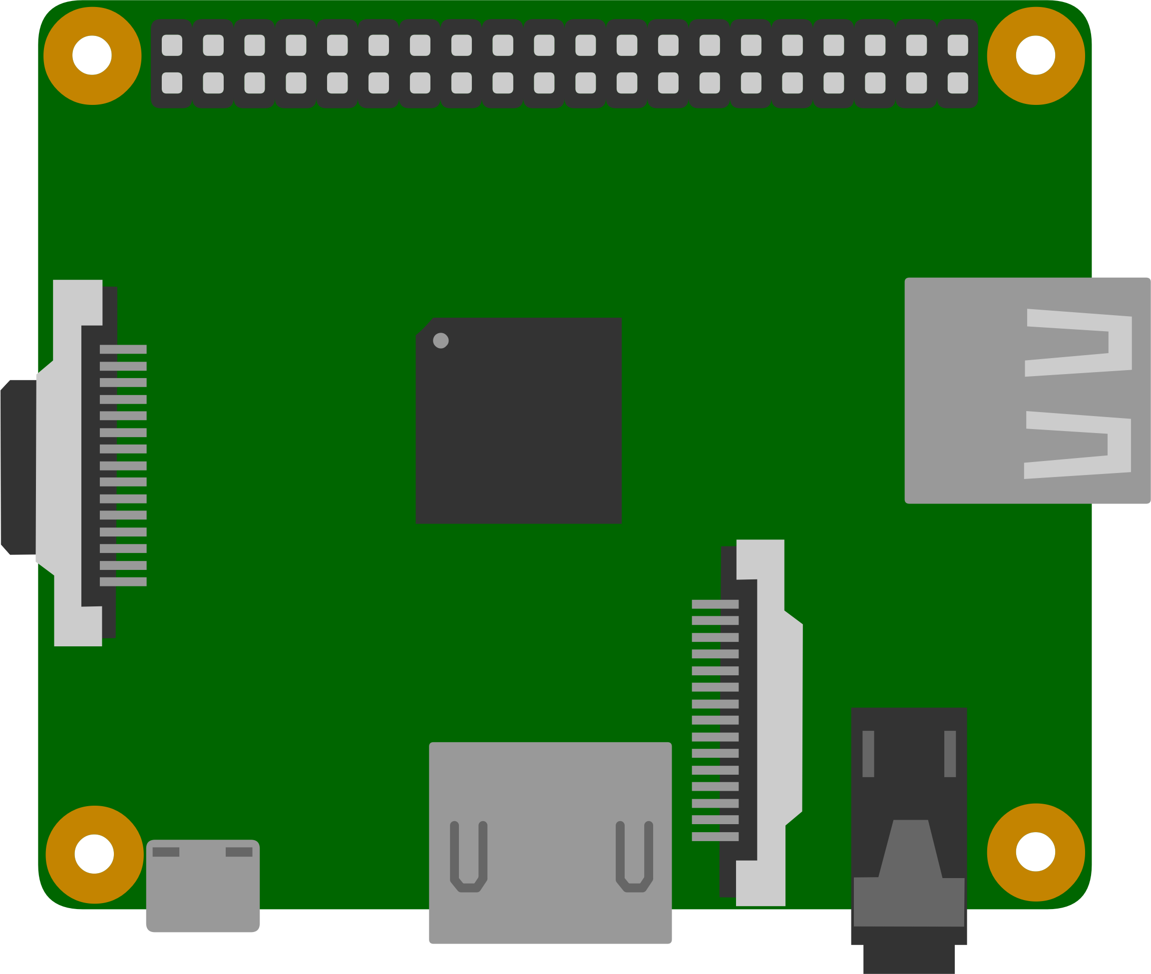 Raspberry pi 2 clipart image free download Raspberry pi clipart - ClipartFest image free download