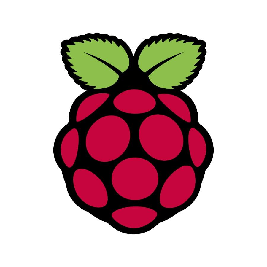 Raspberry pi clipart clip black and white stock Raspberry Pi - YouTube clip black and white stock