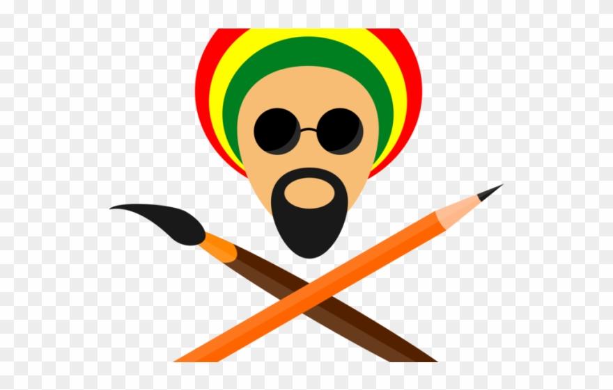 Rasta clipart clip art library Rasta Clipart Reggae - Png Download (#3104462) - PinClipart clip art library