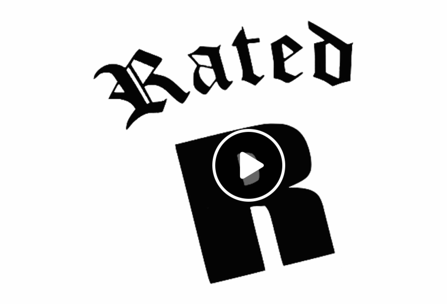 Rated r logo clipart png free stock Rated R 8 - Graphic Design Free PNG Images & Clipart ... png free stock