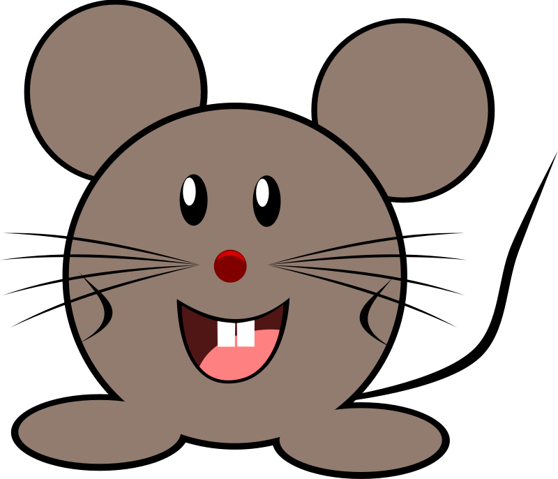 Raton clipart jpg royalty free stock Free Clipart: Ratón | Mouse | Maw jpg royalty free stock