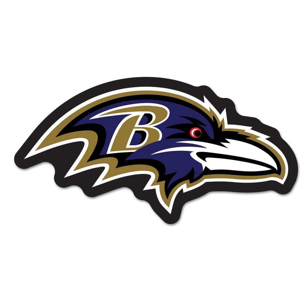 Ravens logo clipart svg free stock Baltimore Ravens Logo on the GoGo | Embroidery patterns ... svg free stock