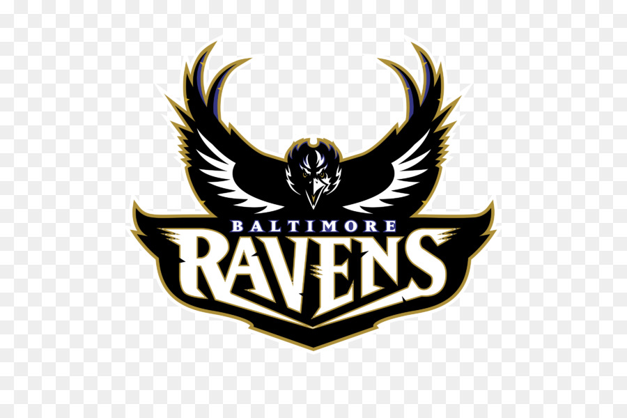 Ravens logo clipart graphic library American Football Background clipart - Nfl, Font, Wing ... graphic library