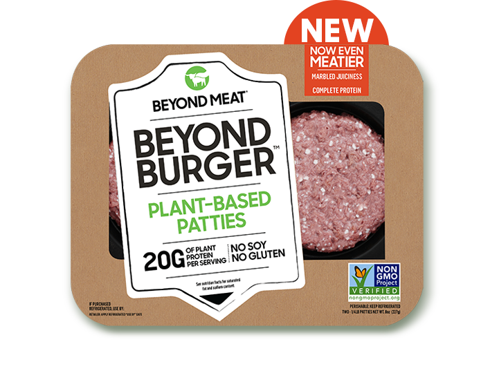 Raw hamburger patty clipart image freeuse download Beyond Burger™ - Beyond Meat - The Future of Protein™ image freeuse download