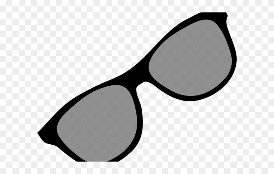 Ray ban clipart png black and white stock Ray Ban Clipart Spy Sunglasses - Ray-ban - Png Download ... png black and white stock