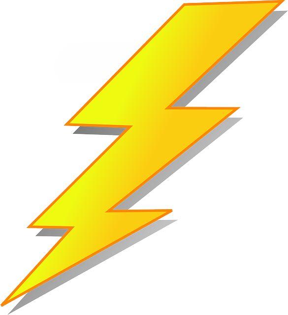 Rayos clipart vector stock Thunder Clipart | Free download best Thunder Clipart on ... vector stock