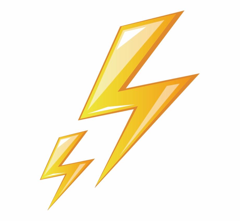 Rayos clipart banner freeuse Lightning Vector Illustrator - Rayos De Electricidad Png ... banner freeuse