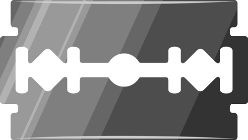 Razer blade clipart banner library download Razor blade free vector download (133 Free vector) for ... banner library download