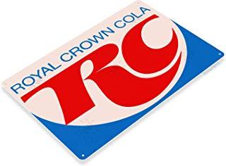 Rc cola logo clipart freeuse Amazon.com: Crown RC - Tinworld freeuse
