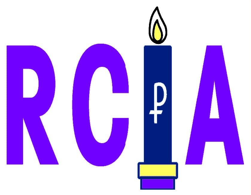 Rcia clipart svg freeuse Becoming Catholic (R.C.I.A) St. Alexander Catholic Parish svg freeuse