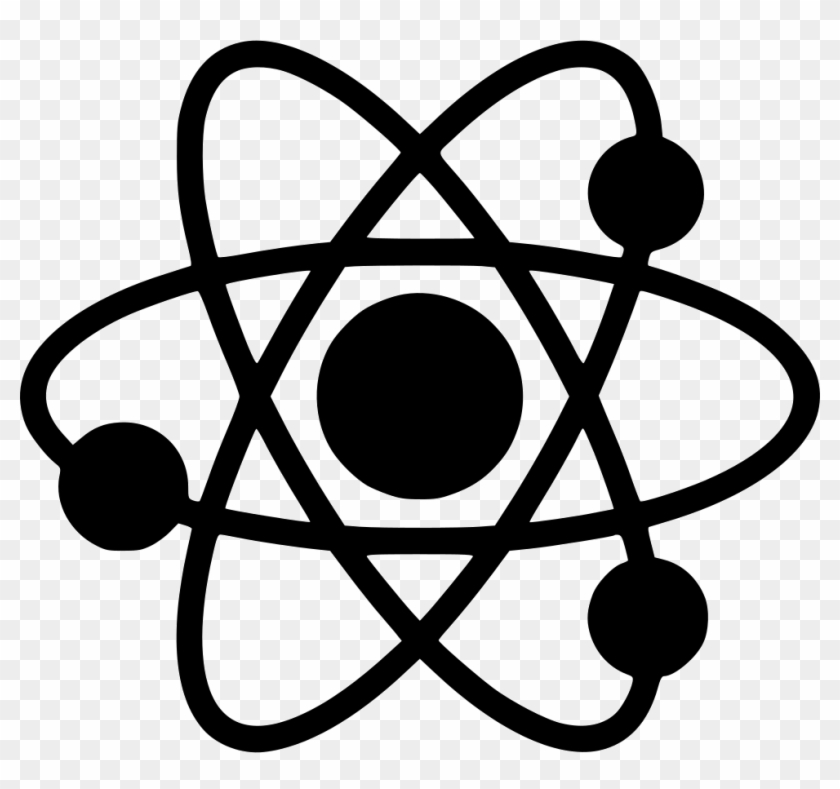 Energy Transparent Atom - React Native Icons Png, Png ... clip art