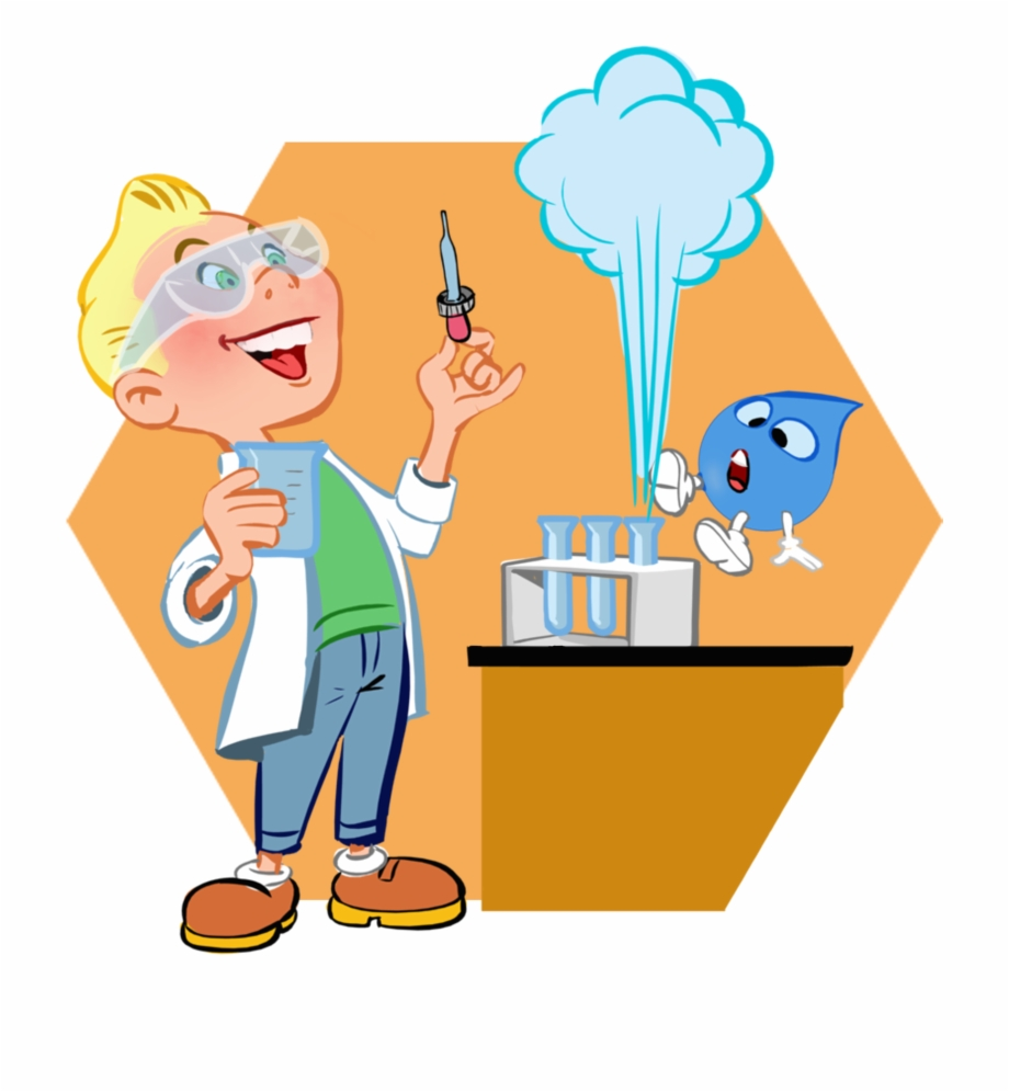 Chemistry Clip Chemical Change - Chemical Reaction Clipart ... png free library