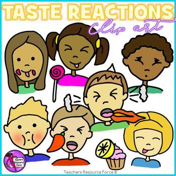 Reactions clipart jpg transparent stock Taste reactions clip art jpg transparent stock