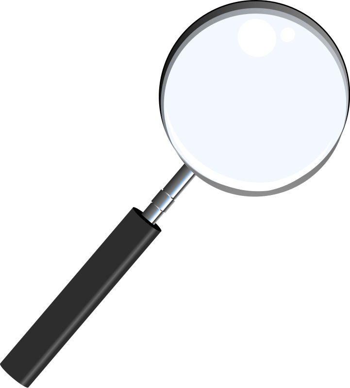 Read book magnifying glass clipart black and white graphic freeuse Magnifying Glass Book Clipart | Clipart Panda - Free Clipart Images graphic freeuse
