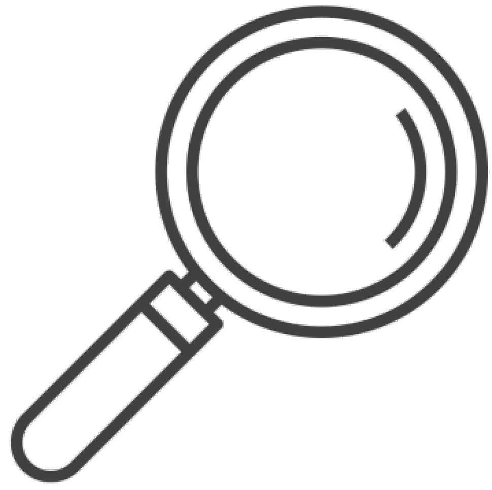 Read book magnifying glass clipart black and white clipart black and white Online Student Support - Flinders University clipart black and white