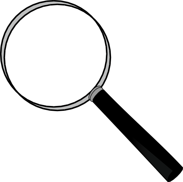 Read book magnifying glass clipart black and white banner freeuse free clipart of magnifying glass - Clipground banner freeuse