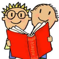 Read to someone clipart clipart black and white library Read To Someone Clipart | Free download best Read To Someone ... clipart black and white library