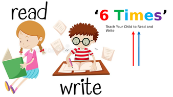 Reading and writing clipart banner black and white Early Years Reading and Writing Manual ... Welcome to 6 TIMES! banner black and white