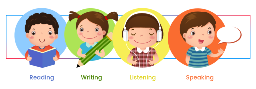 Speaking and listening clipart svg black and white stock English | Eye C of E Primary School svg black and white stock