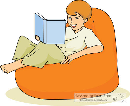Reading a book in bed clipart svg transparent stock Read Book Bag Clipart - Clipart Kid svg transparent stock