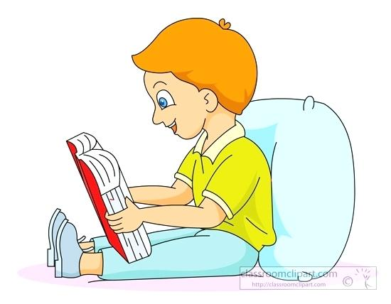 Reading a book on the bed clipart picture library download reading a book clipart – JYotish picture library download