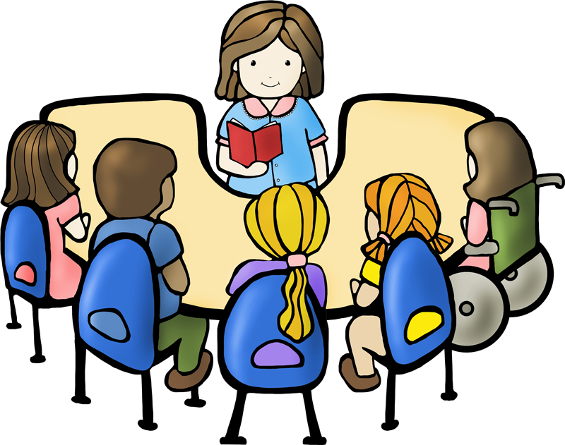 Reading Class free clipart | Clipart Finders svg freeuse
