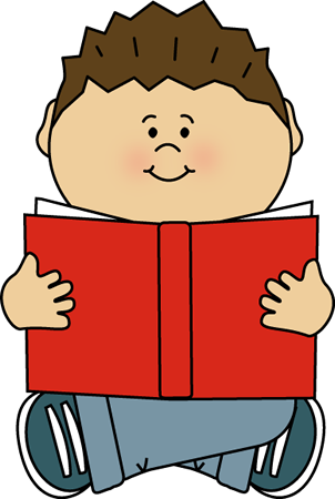 Reading cute clipart transparent Reading Center Clip Art - Reading Center Images transparent
