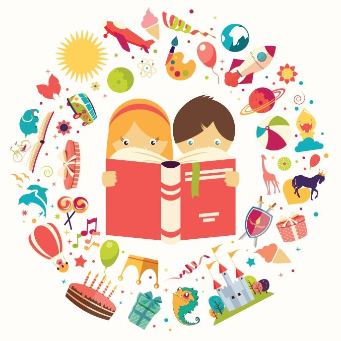 Reading day clipart clip freeuse download 8 Reading Resources for World Book Day clip freeuse download