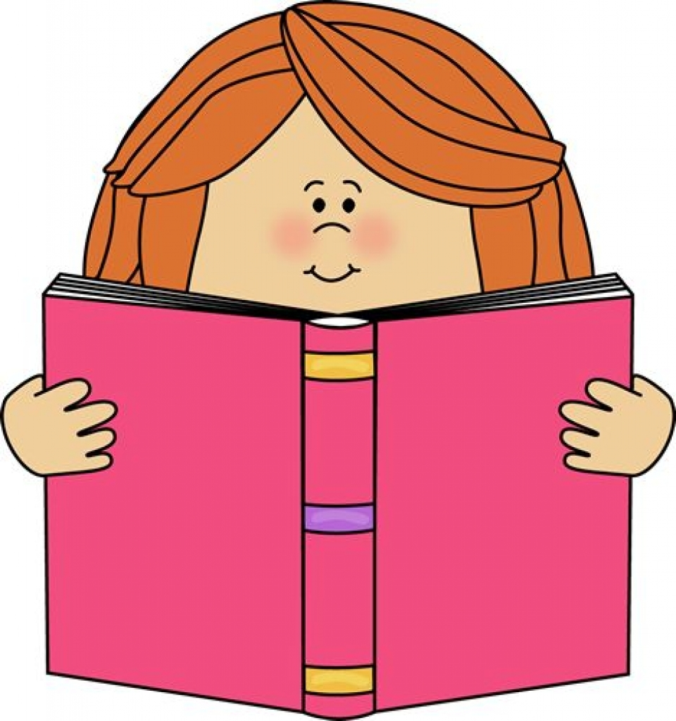 Reading girl clipart clipart transparent Girl Reading Clipart | Free download best Girl Reading ... clipart transparent