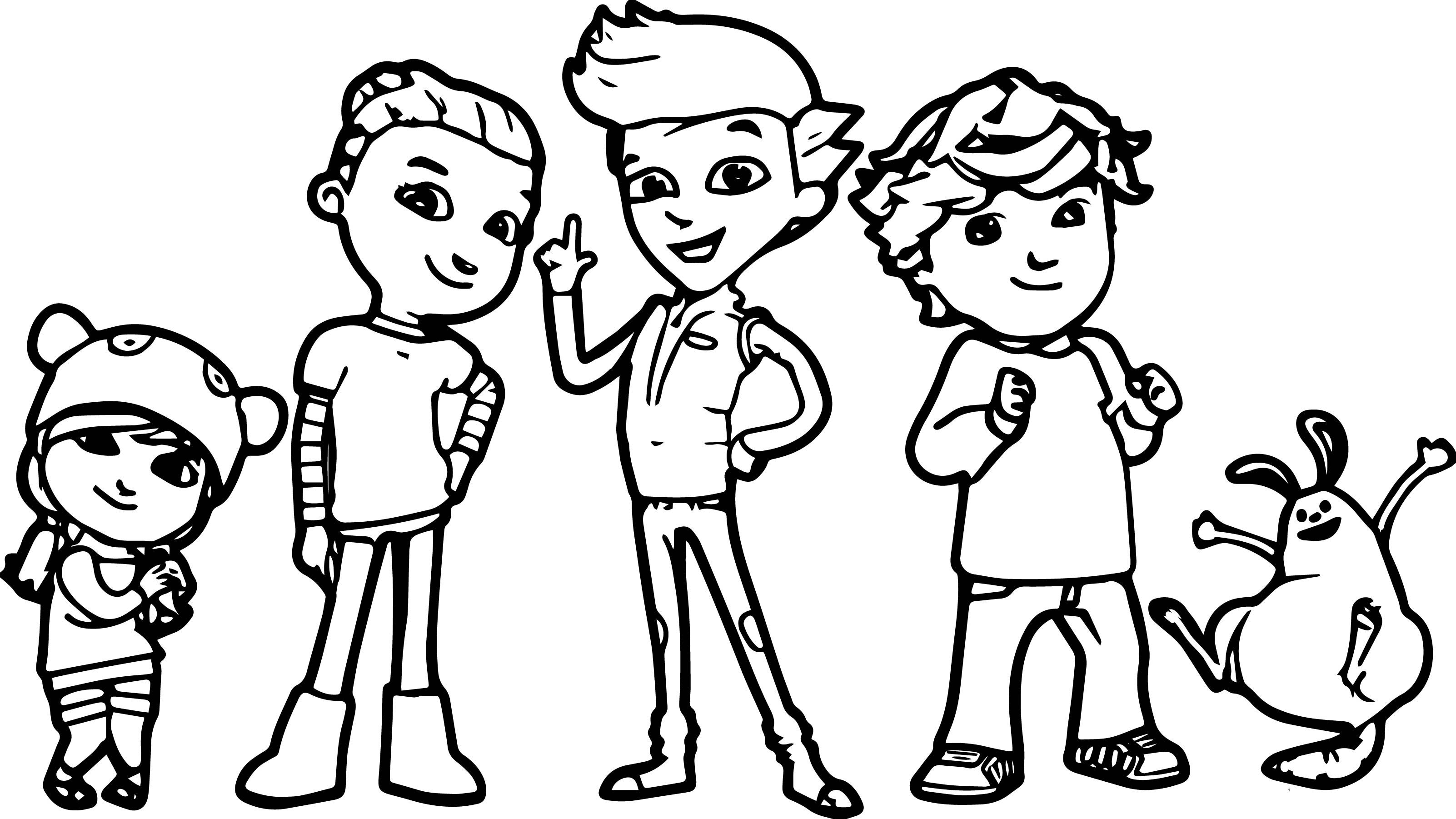 Ready jet go clipart svg library download nice Pbs Kids Ready Jet Go Coloring Page | wecoloringpage ... svg library download
