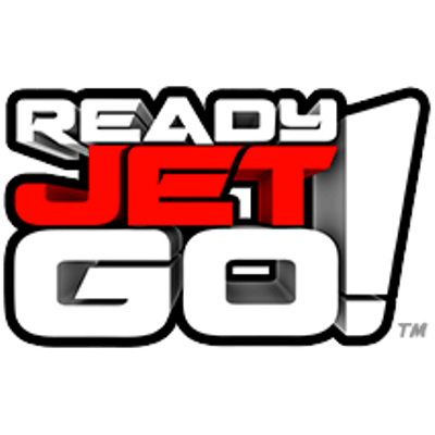 Ready jet go clipart vector free download Ready Jet Go! Logo transparent PNG - StickPNG vector free download